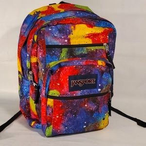 Jansport Galaxy colorful and roomy backpack